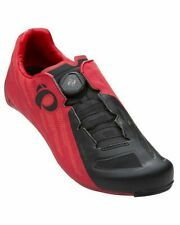 Pearl Izumi Race Road V5 Men's Road Cycling bike Shoes, Rogue Red/Black