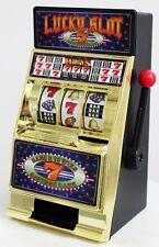 Poker Machine Slot Machine Money Box Coin Pokie Saver Money box Kids Toy