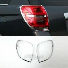 Chrome Mirror Full Cover Molding Garnish 2p For 2008 2013 Chevy Captiva Winstom