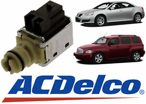 ACDelco 24207236 GM Automatic Transmission 1-2 and 2-3 Shift Solenoid Valve New