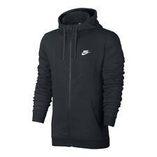 Felpe e tute da uomo neri lunghi Nike