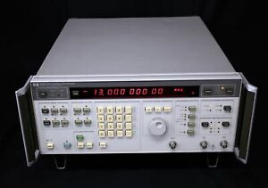 HP 3326A /001 DC-13MHz 2ch Synthesizer
