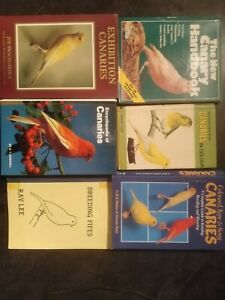 Exhibition Canaries (Hardcover) by Joe Bracegirdle plus 5 other canaries books
