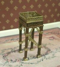 SIDE  TABLE / END  TABLE ~ BESPAQ ~ Dollhouse Mini ~ 1:12 scale ~ Custom Finish