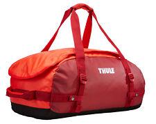 Thule Chasm X-Large 130L / Litre Duffel Pack Bag - Roarange (Red / Orange)