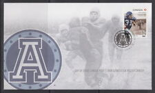 CANADA #2575 THE 100TH GREY CUP GAME - TORONTO ARGONAUTS FIRST DAY COVER