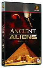 NEW 3DVD - ANCIENT ALIENS - SEASON 1 COMPLETE - 7 EPISODES - 7+ HOURS