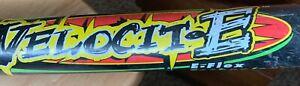 Vintage Rare Miken Velocit-e Slowpitch Softball Bat 34/28 MSVE-1
