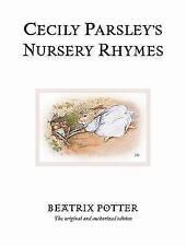 Cecily Parsley's Nursery Rhymes by Beatrix Potter (Hardback, 2002)