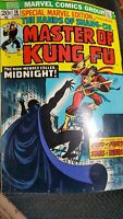 Special Marvel Edition 16 Marvel Feb Hands of  Shang-Chi Master of Kung Fu 1974