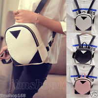 Women's Shoulder Small School Bag Backpack Travel Satchel Rucksack Handbag LOT