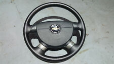 DAEWOO CHEVROLET KALOS 05-11 STEERING WHEEL DRIVER AIRBAG & HORN SWITCHES