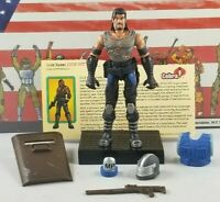 Original 2003 GI JOE Cobra BURN OUT V1 ARAH Complete UNBROKEN figure 2 Pack