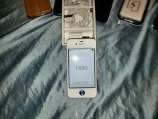 Apple iPhone 4s - 16GB - White A1387 (CDMA + GSM) Any Network Clean ESN IMEI