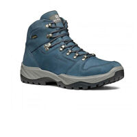 Scarpa Womens Tellus GORE-TEX Walking Boots Navy Blue Sports Outdoors Waterproof