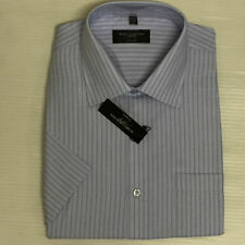 Big & Tall Size XL Double Cuff Formal Shirts for Men