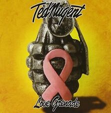 Love Grenade 0826992011929 by Ted Nugent CD
