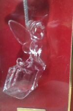 """Lenox Walt Disney Showcase Collection """"A Gift From Tinkerbell"""" Ornament *IN BOX*"""