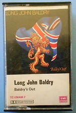 Long John Baldry-Baldrys Out Cassette Made in Australia
