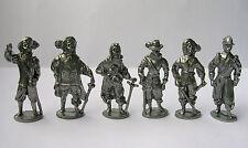 Soldatini Kinder Metal serie Musketeer 40mm fer
