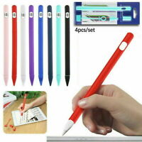 Silicone Case for Apple Pencil 1st Generation iPencil Grip Skin Cover Holder