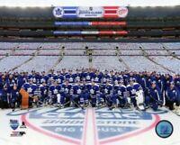 "Toronto Maple Leafs 2014 Winter Classic Team Photo (Size: 8"" x 10"")"