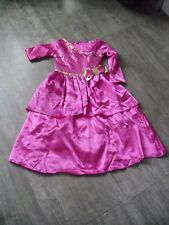 déguisement fillette barbie princesse School  3-5 ans