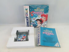 Nintendo Gameboy Color GB GBC GBA SP - The Little Mermaid II 2 Pinball Frenzy