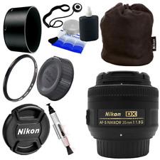 Nikon AF-S Nikkor 35mm f/1.8G DX Lens for D700 D600 D3100 D3S S5 D5100 D90 D5000