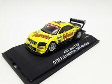 1:43 Audi TT-R ABT DTM Präsentation 2004 Hamburg 1 0f 888pcs. Schuco #9031