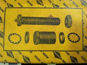 FIX IT - earlly BUICK CADILLAC LaSalle Olds PONTIAC Lower Support Pivot Kit. nos