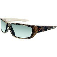 Spy Men's Polarized Dirty Mo 670937446864 Woodland Camo Rectangle Sunglasses