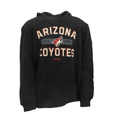 Arizona Coyotes Official NHL Apparel Kids & Youth Size Hooded Sweatshirt New
