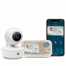 Motorola MBP669 Baby Monitor with 2.8 Inch Colour LCD Display Parent Unit