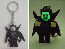 "LEGO 850451 Monster Fighters LORD VAMPYRE Vampire ""Dracula"" Minifigure Keychain"