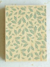 Hero Arts S2414 Fern Background - wood mounted rubber stamp Botanical