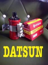 DATSUN 312 320 520 521 620 720 B110 B210 B310 IGNITION COIL W/ RESISTOR JAPAN.