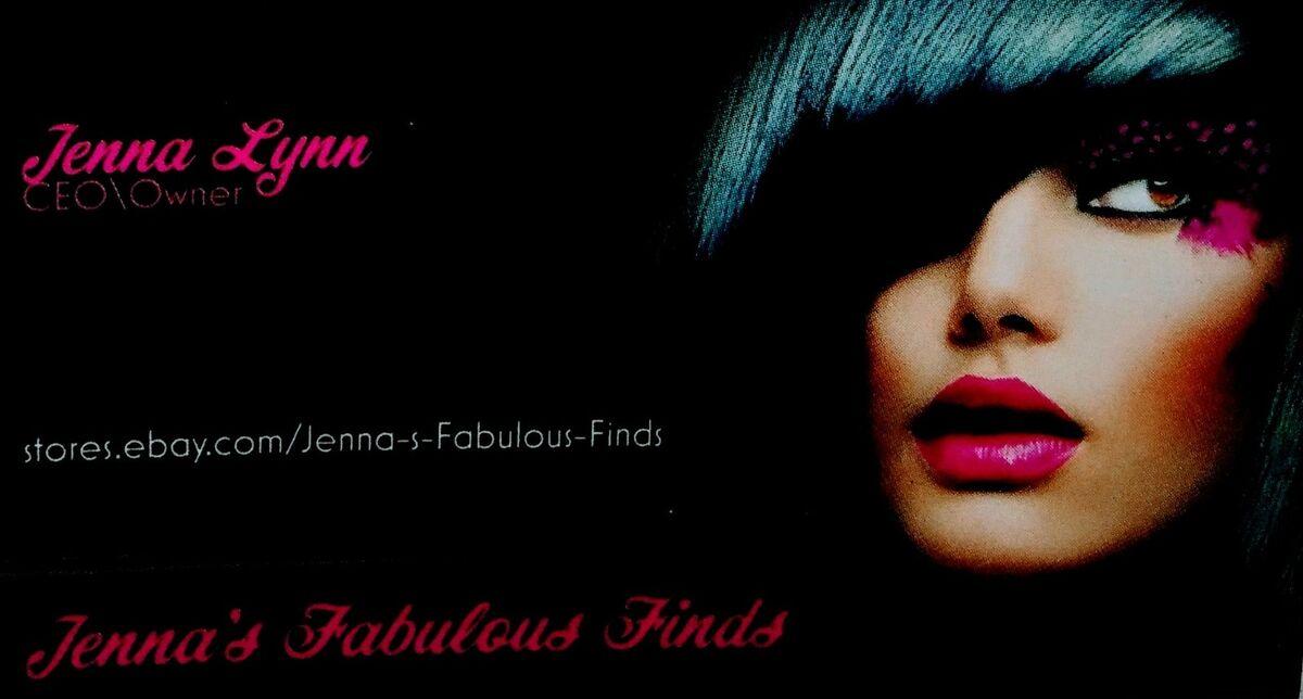 Jenna's Fabulous Finds
