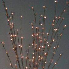 The Light Garden WLWB96 Electric/Corded Willow Branch with 96 Incandescent Li...