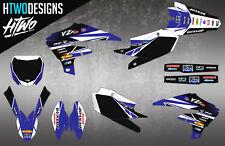 2018 YZF450 GRAPHICS KIT STICKERS YZ450F YZ 450 F GRAPHIC DECALS 450F YZF