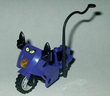 ACCESSORY Lego Catwoman's Purple Motorcycle w/eyes NEW Batman Genuine Lego 7779