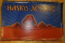 Rare Antique HASKO MYSTIC BOARD Ouija Board  with Original box