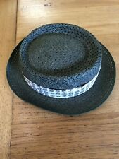 "Luton For David Jones ""The Summit"" Wide Brim Hat - Grey Hat Size: 6 and 3/4"
