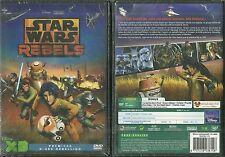 DVD - STAR WARS : REBELS ( DESSIN ANIME ) / NEUF EMBALLE - NEW & SEALED