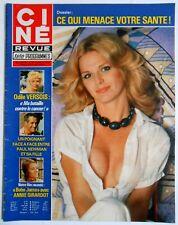 ►CINE REVUE 33/1979-JEANE MANSON-PAUL NEWMAN-RORY CALHOUN-ANNIE GIRARDOT-VERSOIS