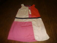 NWT NEW DKNY GIRLS M MEDIUM DRESS