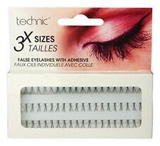 Technic Individual False Eyelashes with adhesive # 1090