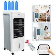 3in1 Aircooler Mobiles Klimagerät Ventilator Lufterfrischer mit Fernbedienung DE