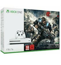 XBOX ONE S Gears of War 4 BUNDLE CONSOLE 1 TB * NUOVO *