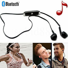 Sports Stereo Bluetooth Headset Earphone Earbud For BlackBerry iPhone 7 6 6S HTC